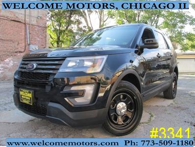 Ford Utility Police Interceptor 2016 for Sale in Chicago, IL