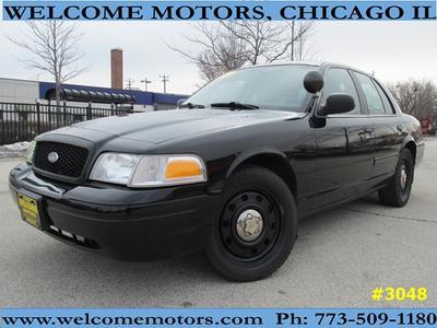 2011 Ford Crown Victoria Police Interceptor for sale VIN: 2FABP7BV3BX112128
