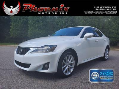 Lexus IS 250 2013 for Sale in Raleigh, NC
