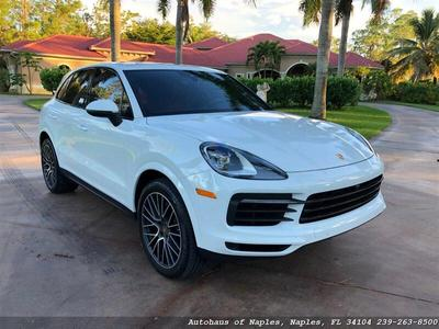 Porsche Cayenne 2019 for Sale in Naples, FL