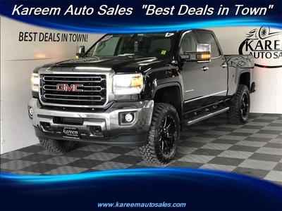 GMC Sierra 2500 2017 for Sale in Sacramento, CA