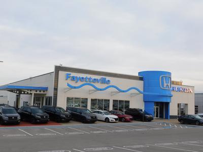 Honda of Fayetteville Image 3