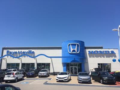 Honda of Fayetteville Image 7