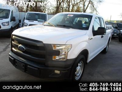 Ford F-150 2015 for Sale in Oklahoma City, OK