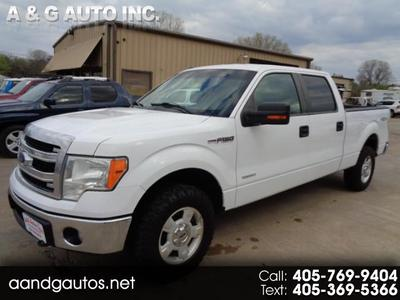 2013 Ford F-150 XLT for sale VIN: 1FTFW1ET9DKG33995