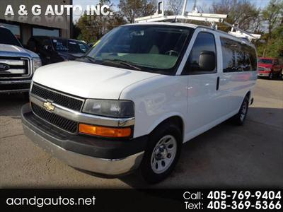 2014 Chevrolet Express 1500 LT for sale VIN: 1GBSGCF4XE1147934