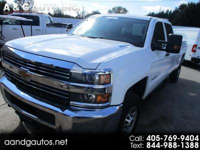 Chevrolet Silverado 2500 2015 for Sale in Oklahoma City, OK