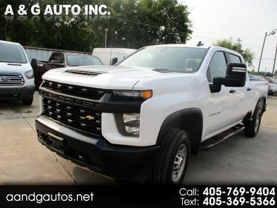 Chevrolet Silverado 2500 2020 for Sale in Oklahoma City, OK