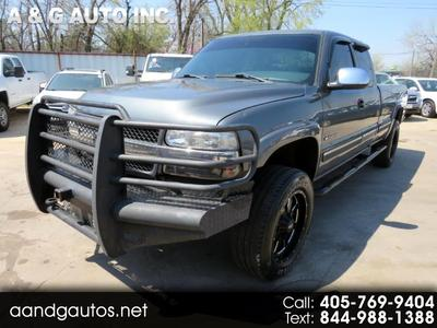 Chevrolet Silverado 2500 2001 for Sale in Oklahoma City, OK