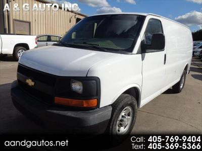2010 Chevrolet Express 2500 Work Van for sale VIN: 1GCZGFDA0A1136732
