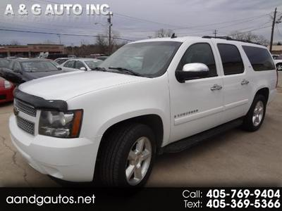 2008 Chevrolet Suburban 1500 LTZ for sale VIN: 1GNFK16308R179523