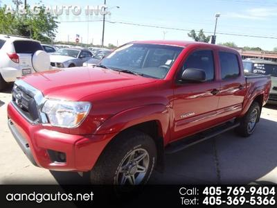 2014 Toyota Tacoma PreRunner for sale VIN: 5TFJX4GN3EX029841