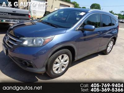 2012 Honda CR-V EX-L for sale VIN: JHLRM4H78CC016408