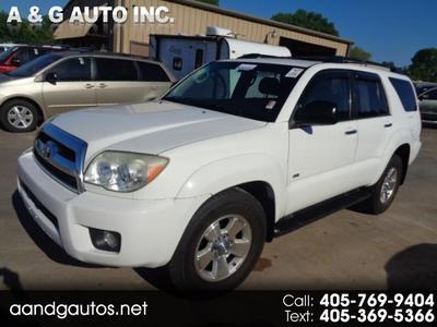 2007 Toyota 4Runner SR5 for sale VIN: JTEZU14R878083825