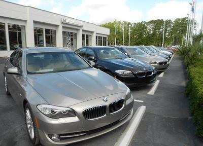 Hilton Head BMW Image 4