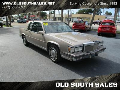 Cadillac DeVille 1988 for Sale in Vero Beach, FL