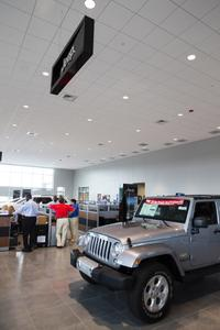 Hendrick Chrysler Dodge Jeep Ram FIAT of Concord Image 6