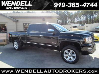 GMC Sierra 1500 2016 for Sale in Wendell, NC