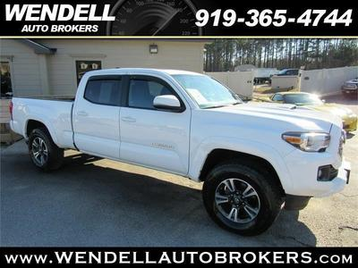 Toyota Tacoma 2017 for Sale in Wendell, NC