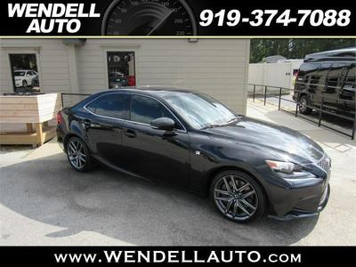 Lexus IS 350 2014 for Sale in Wendell, NC