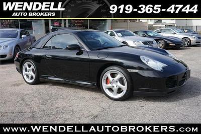 Porsche 911 2004 for Sale in Wendell, NC