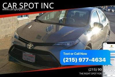 Toyota Corolla 2018 for Sale in Philadelphia, PA