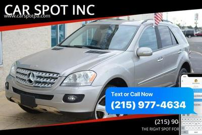Mercedes-Benz M-Class 2008 for Sale in Philadelphia, PA