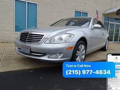 Mercedes-Benz S-Class 2009 for Sale in Philadelphia, PA