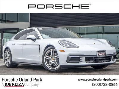 Orland Park Porsche >> Certified 2018 Porsche Panamera 4 Hatchback In Orland Park Il Near 60462 Wp0aa2a70jl100852 Auto Com