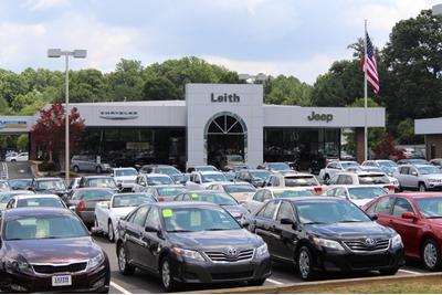 Leith Chrysler Jeep Image 5
