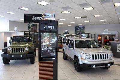 Leith Chrysler Jeep Image 9