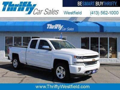 Chevrolet Silverado 1500 2017 for Sale in Westfield, MA
