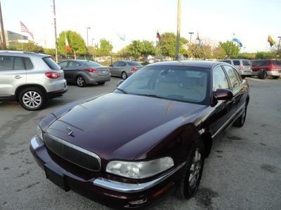 2003 Buick Park Avenue  for sale VIN: 1G4CW54K134201502