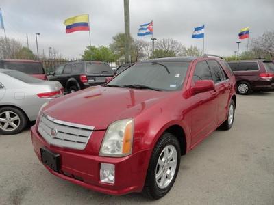 2008 Cadillac SRX V6 for sale VIN: 1GYEE637980129993