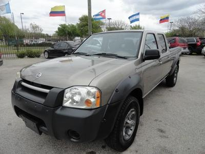 2003 Nissan Frontier XE Crew Cab for sale VIN: 1N6ED29X53C441211