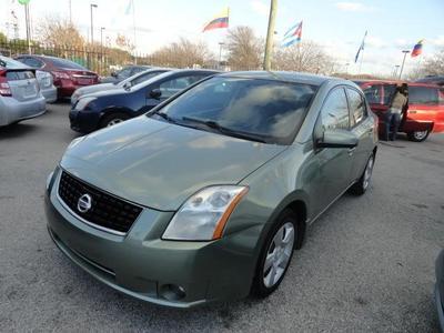 2008 Nissan Sentra 2.0 S for sale VIN: 3N1AB61E98L751644