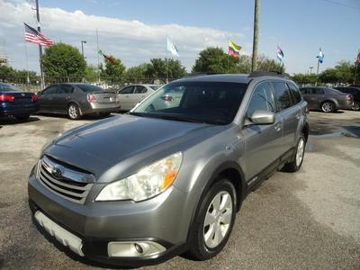 2010 Subaru Outback 2.5 i Limited for sale VIN: 4S4BRBKC0A3348720