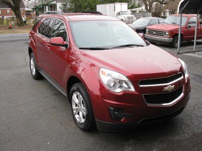 Chevrolet Equinox 2012 for Sale in Lebanon, PA