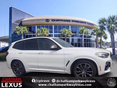 BMW X3 2019 a la venta en Savannah, GA