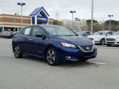 2018 Nissan Leaf SL for sale VIN: 1N4AZ1CP4JC300185