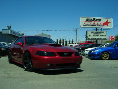 2004 Ford Mustang GT for sale VIN: 1FAFP42X94F115177