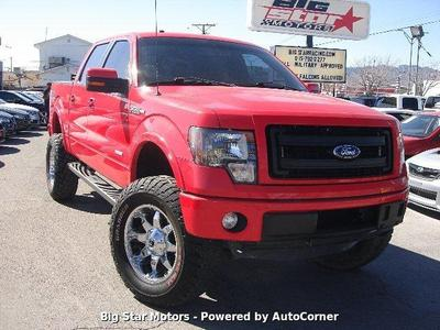 2013 Ford F-150 Limited image