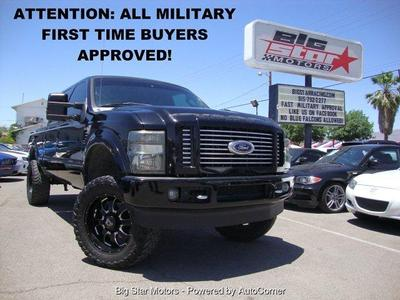 2008 Ford F-250 Super Duty image