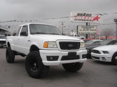 2005 Ford Ranger Edge SuperCab for sale VIN: 1FTYR44U75PA66623