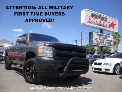 Chevrolet Silverado 1500 2012 for Sale in El Paso, TX