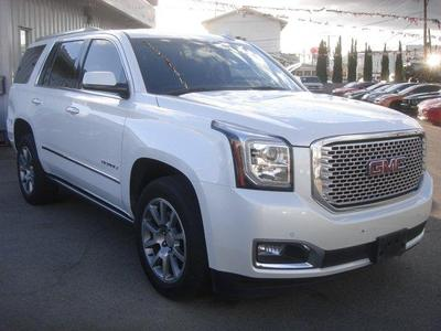 Used 2017 Gmc Yukon Denali Suv In El Paso Tx Auto Com