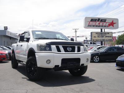 Nissan Titan 2010 for Sale in El Paso, TX