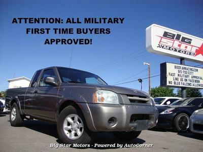 Nissan Frontier 2004 for Sale in El Paso, TX