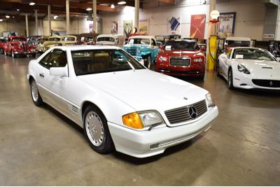 Mercedes-Benz SL-Class 1990 for Sale in Costa Mesa, CA