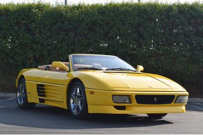 Ferrari 348s For Sale Under 20 000 Miles Auto Com